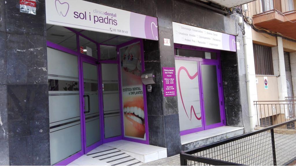 Clínica Dental Sol i Padrís