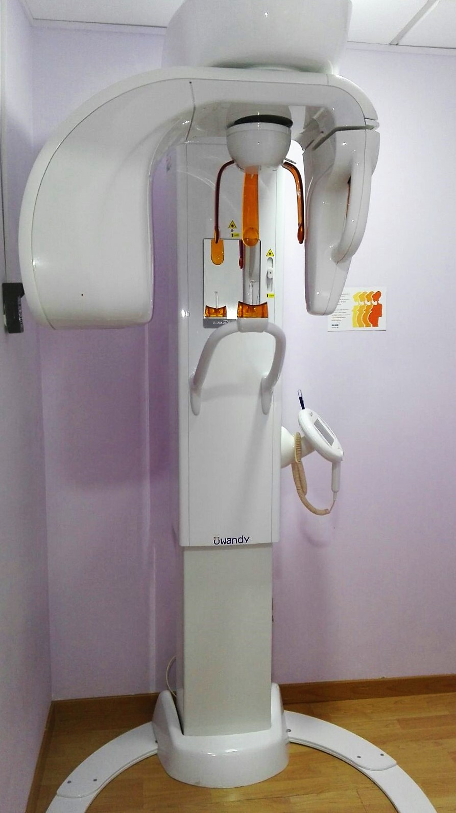 radiografia clinica dental